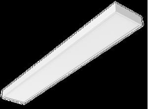 Офисный светильник 1200мм опал