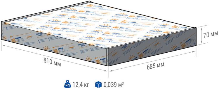 Светильники TL PROM 400 упаковка