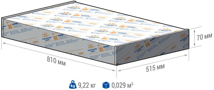 Светильники TL PROM коробка