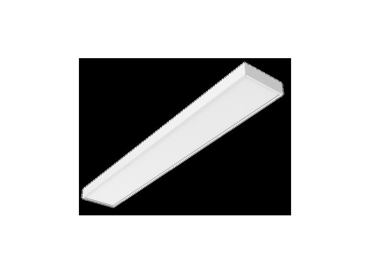 Офисный светильник 1200мм призма