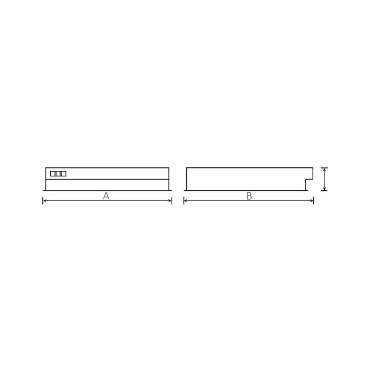 OPL/R ECO LED размеры